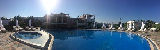 Porto Naxos Hotel: Υπέροχος χώρος για χαλάρωση!