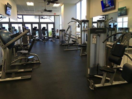 Gym Picture Of Ka Anapali Beach Club Maui Tripadvisor