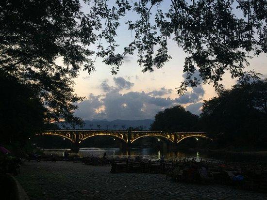 Wuyi Shan, Cina: Beautiful Wu Yi Shan views and hotel room