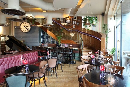 Browns brasserie bar birmingham restaurant reviews