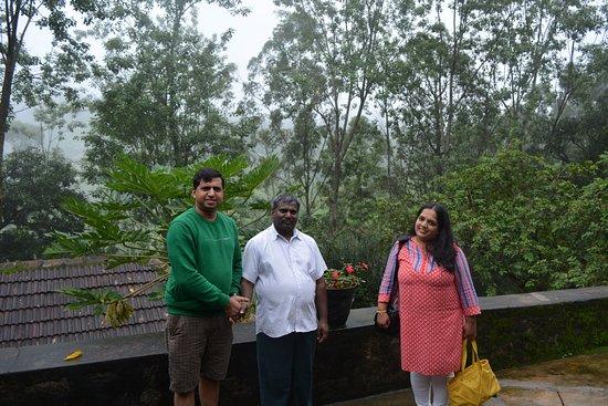 Thanking Mr. Shekhar for his wonderful hospitality!