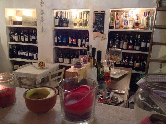 Montescudaio, Italia: Piccolo ma buono