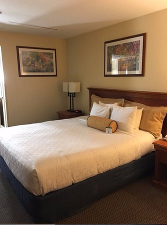 Best Western Chula Vista/Otay Valley Hotel: clean bed