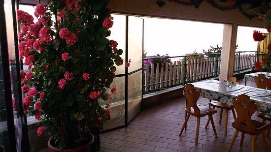 Caneva, إيطاليا: Terrazza panoramica