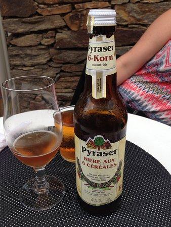La Londe Les Maures, Frankrijk: ok y a du cidre, mais la bière n'est pas mal non plus
