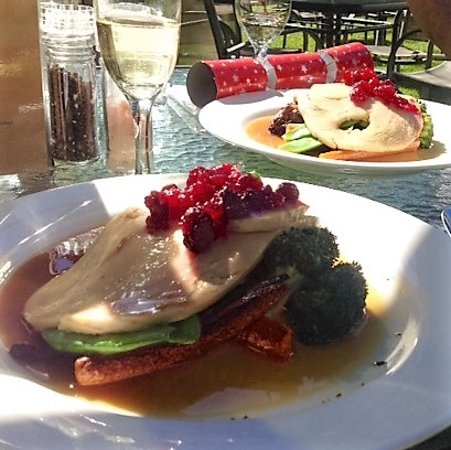 Pomodoras on Obi: Christmas in July - turkey and seasonal vegetables