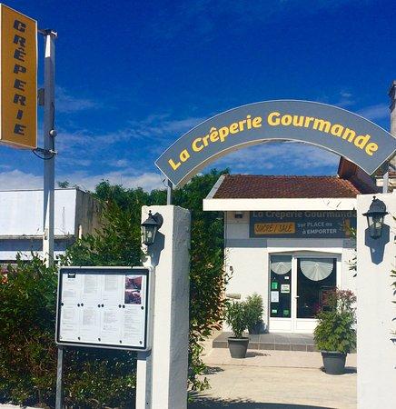 Villenave D'ornon, Fransa: Bienvenue à la Crêperie Gourmande
