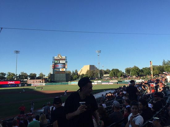 West Sacramento, Californie : Raley Field