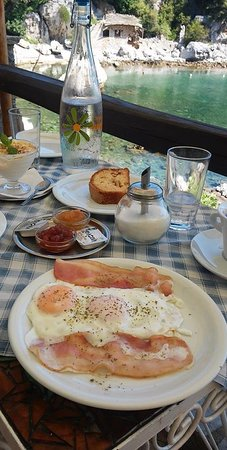 Муреси, Греция: Homemade breakfast