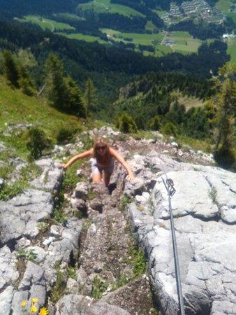 Gosau, Austria: lehké feráty