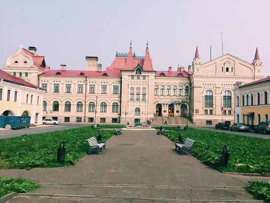 Rybinsk State History, Architecture and Art Museum Preserve