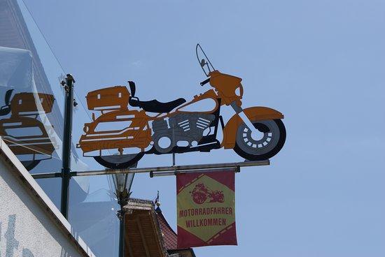 Kossen, النمسا: ....für Biker wirklich top!!!