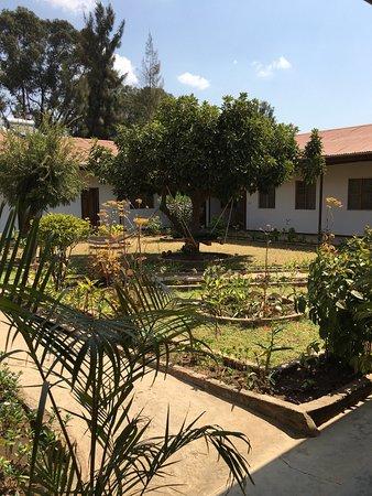 Iringa, แทนซาเนีย: An oasis