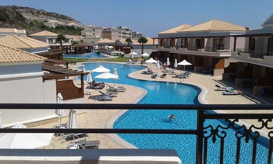 La Marquise Luxury Resort Complex: Uitzicht kamer