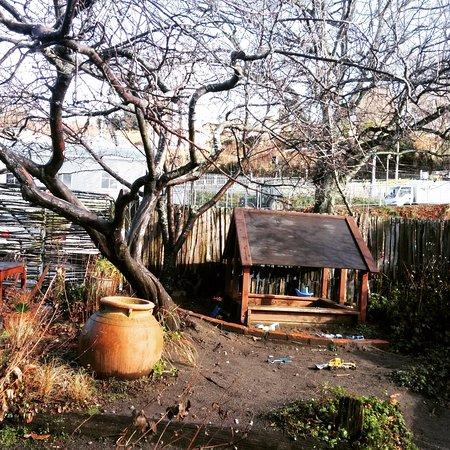 Taihape, นิวซีแลนด์: Outdoors play area
