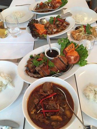Take Thai : Main course