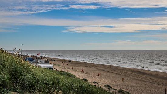 Strand Bloemendaal aan Zee