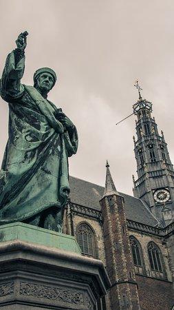 Bloemendaal, Hollanda: Haarlem, Markt