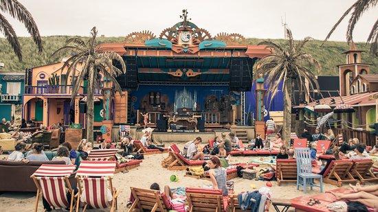 Woodstock Bar, Bloemendaal aan Zee