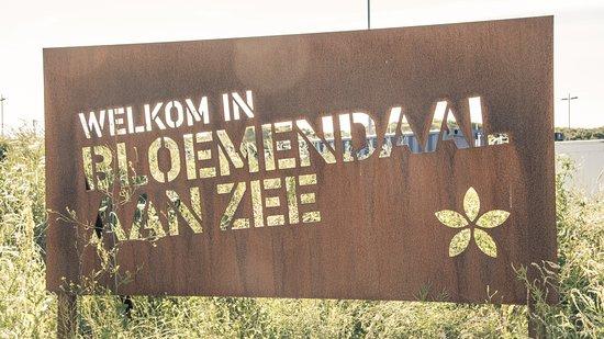 Bloemendaal, Hollanda: Willkommen