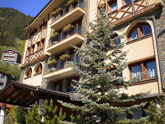 Arinsal, Andorra: hotel