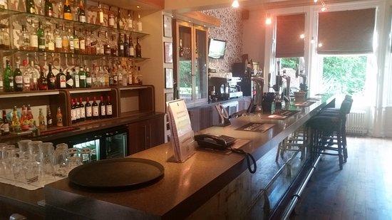 Huby, UK: Benson's Bar