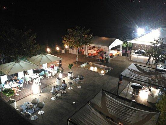 Tui, Spanje: Terraza de verano, ideal para tardes y noches calurosas