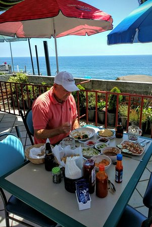 Puerto Nuevo, México: Generous portions!