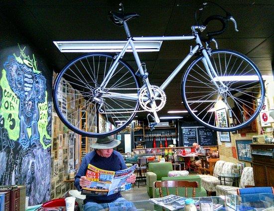 Tewantin, Αυστραλία: Zabe Espresso Bar