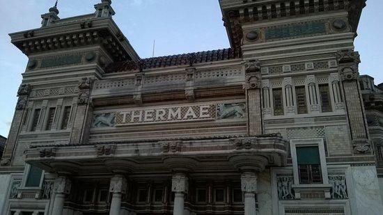 Edificio Liberty - Terme Berzieri