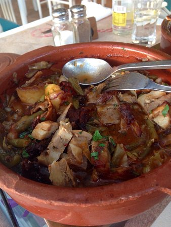 Rustico Taverna: Farmers pork