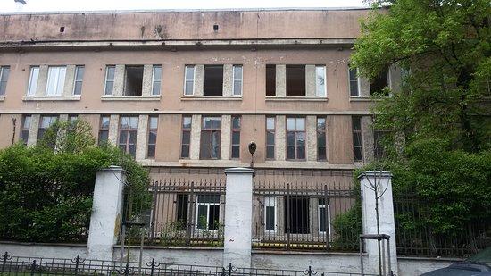 Фирменный магазин фабрики им. Крупской