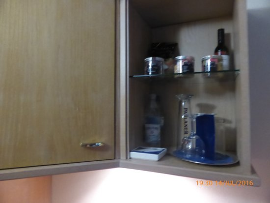 Deggendorf, Tyskland: mini bar