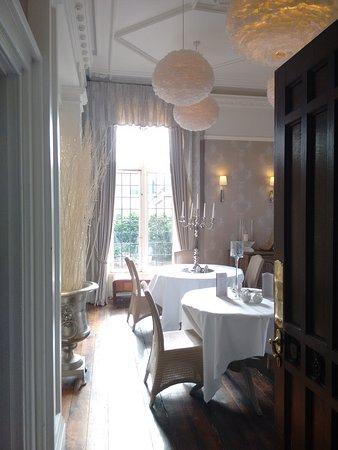 Settle, UK: Dining room