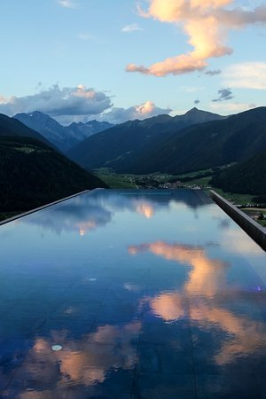 Sorafurcia, Italia: Sunset view