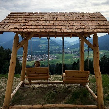 Sorafurcia, Italia: Enjoying the view