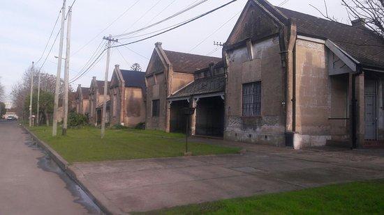 Barrio La Colonia Ferroviaria