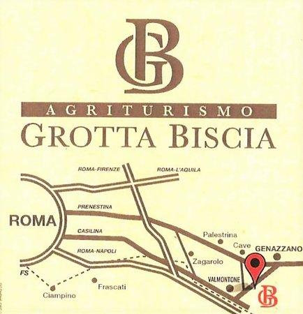 Genazzano, Italia: indirizzo