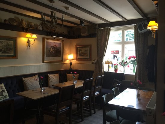 Tideswell, UK: Horse and Jockey Restaurant