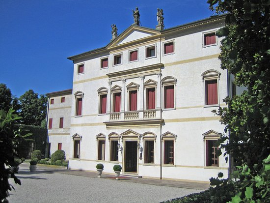 Charming Hotel Villa Soranzo Conestabile