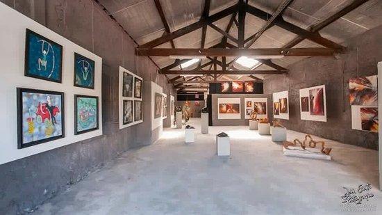 Ceret, Fransa: La Galerie Can Cago