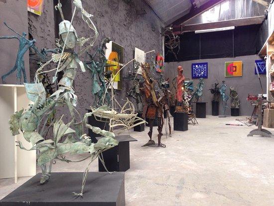 Ceret, Fransa: L'Atelier Can Cago - Jean-Louis Bonafos