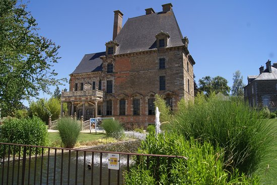 Chateau des Montgommery Ducey