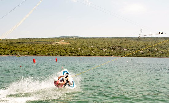 Krk Island, Croacia: best trick :D esés