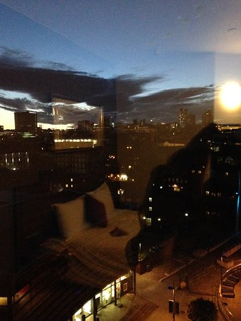 Jurys Inn Leeds: View from the 7th floor