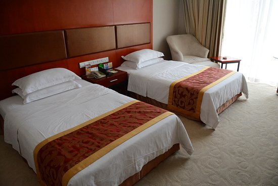 Guobin Hotel Zhangjiajie: 豪華標準間