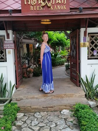 Ruenkanok Thai House: The beautiful Ruen Kanok resort.
