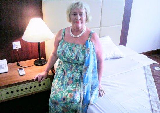 Diamond Hotel: В номер комфортном
