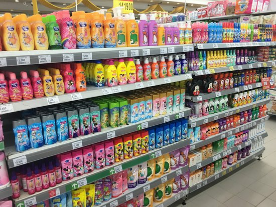 Children S Toiletries At Carrefour Picture Of Transmart
