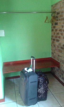 Kempton Park, Güney Afrika: Airport Game Lodge